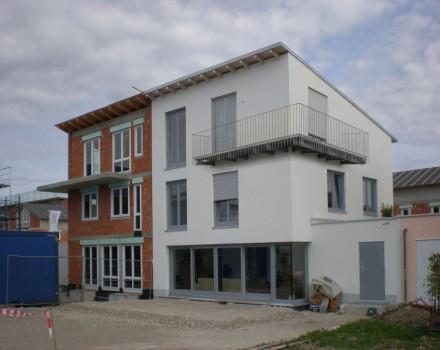 Doppelhaushälfte Garching